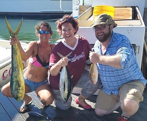 key west fishing charter reviews